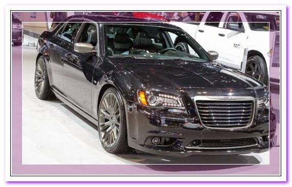 Chrysler 2015 2013 Chrysler 300 Motown Black Edition