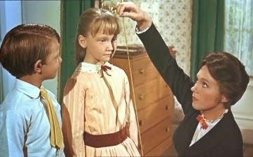 Cinta metrica bolso Mary Poppins