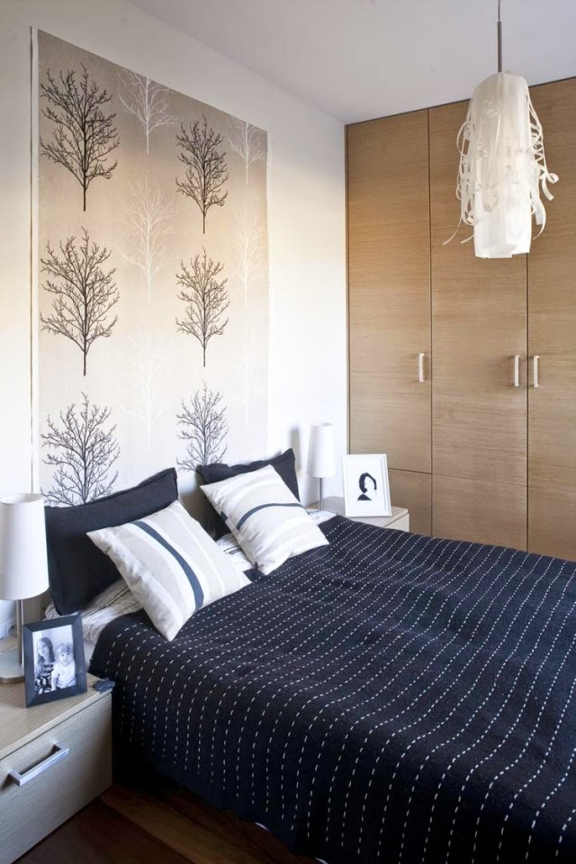 color scheme in the bedroom 27 ideas for colors. Black Bedroom Furniture Sets. Home Design Ideas
