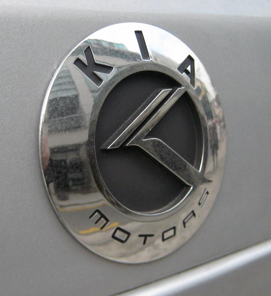 Auto Car Logos: Kia Logo