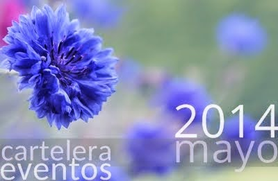 Cartelera Mayo 2014