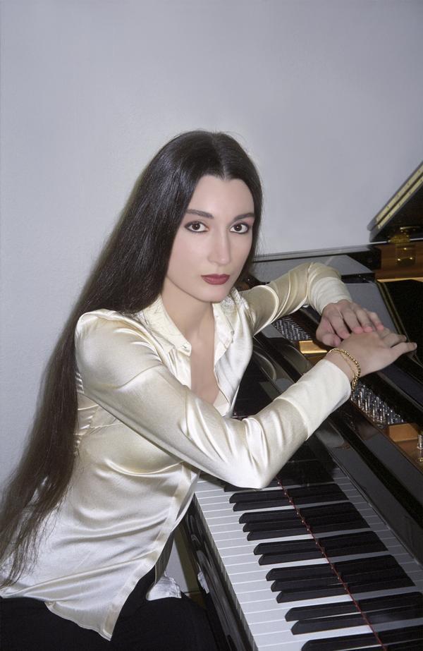 Mujeres instrumentistas for Musica orientale famosa