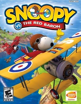Snoopy The Red Baron Game Free Download