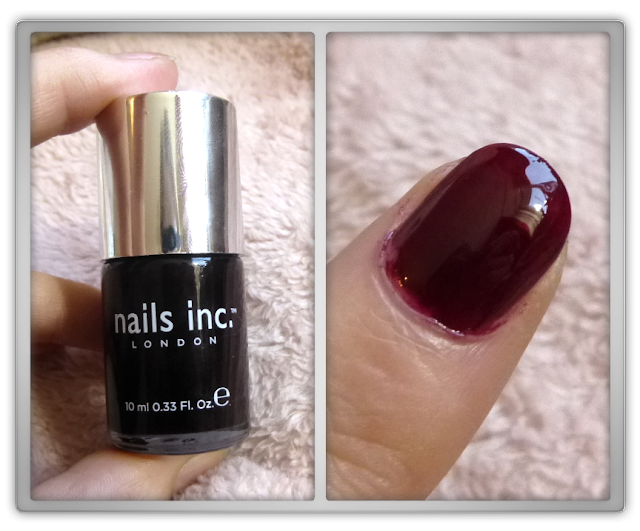 Nails inc - Victoria review
