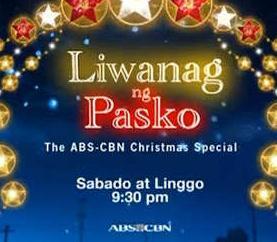 liwanag ng pasko abs cbn 2012 special