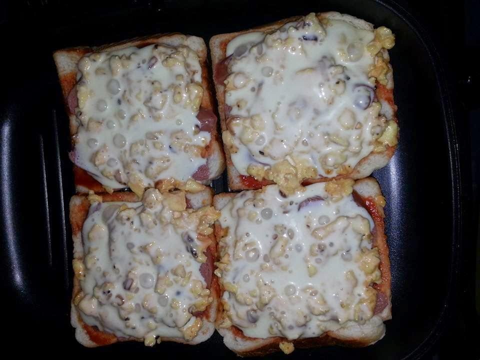 Roti Bakar Sedap
