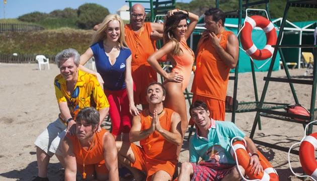 Crítica de cine: Bañeros 4, los rompeolas