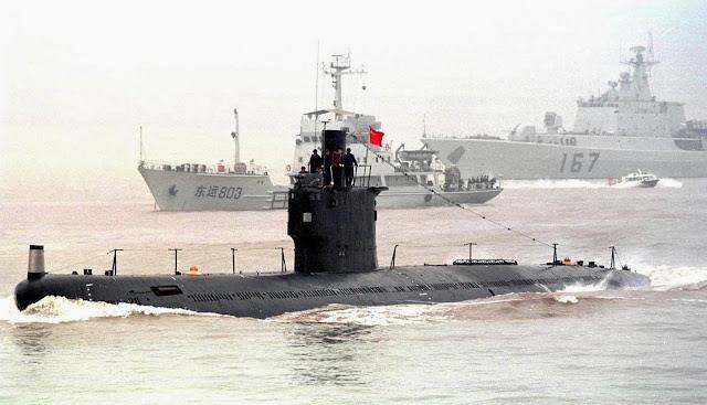 Type-33 Ming (Romeo) class SSK