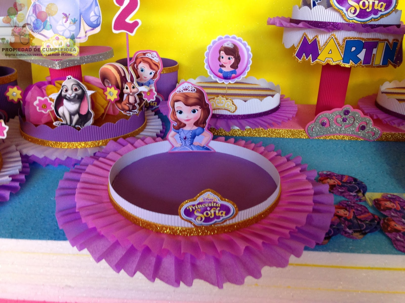Decoraciones de sofia search results for decoraciones de for Decoraciones infantiles
