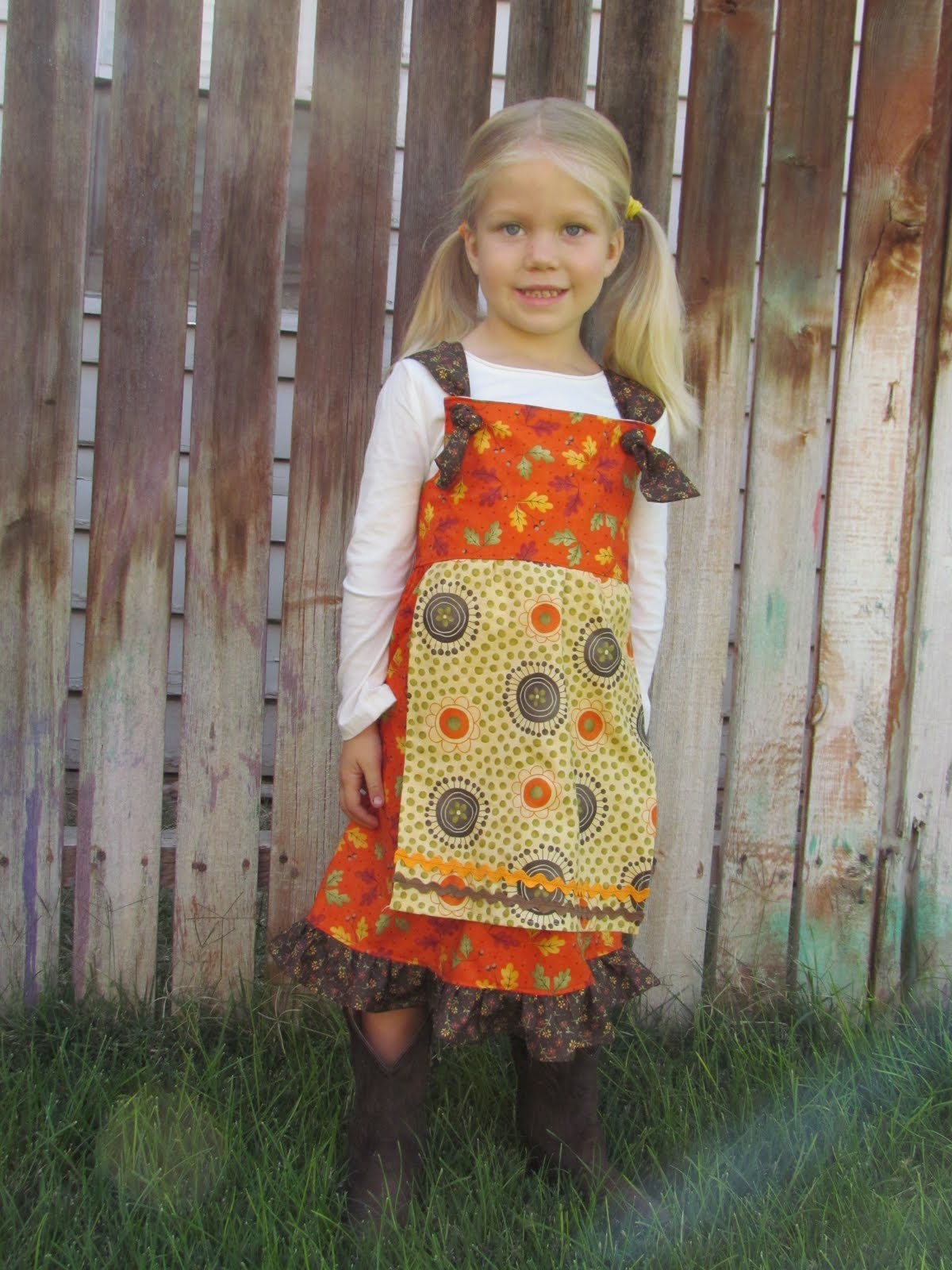 The Little Things: Fall Dresses for Little Girls