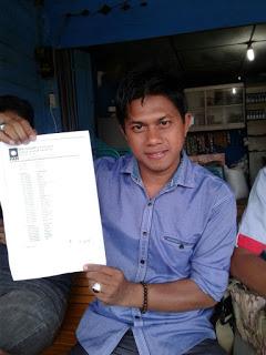 SK PAN Aceh Utara diduga penuh misteri dan teka-teki