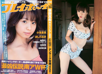 Weekly Playboy Magazine 2010 No.27