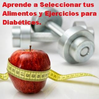 Alimentos y Ejercicios para la Diabetes