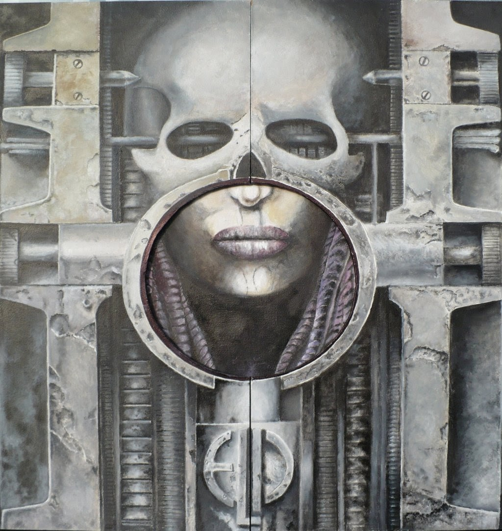Jones Is Dying H R Giger 1940 2014