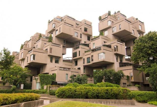 edificios más extraños y raros del Mundo.