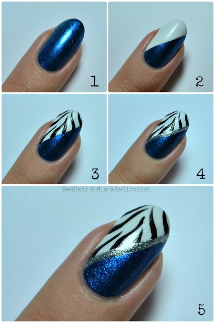 Different nail designs do at home