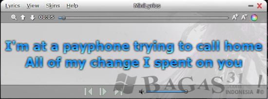 MiniLyrics terbaru pro