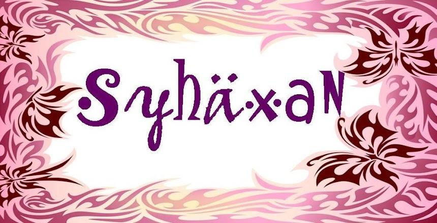Syhäxan