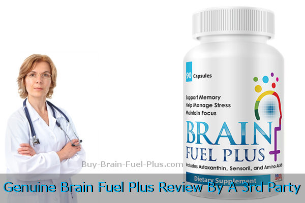 unbiased brain fuel plus review