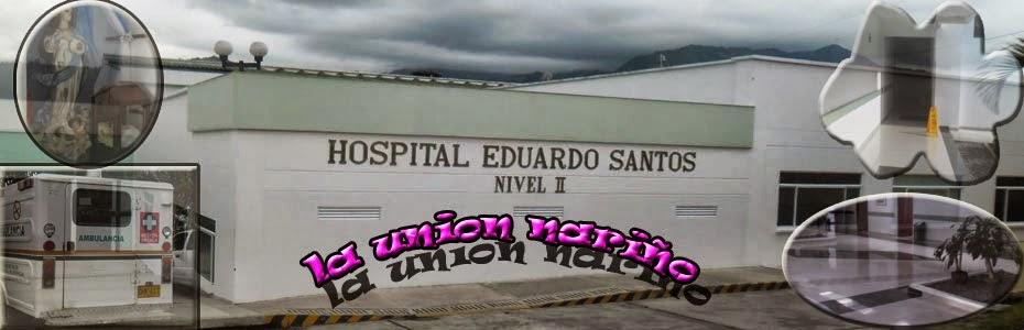 Hospital Eduardo Santos La Union Nariño