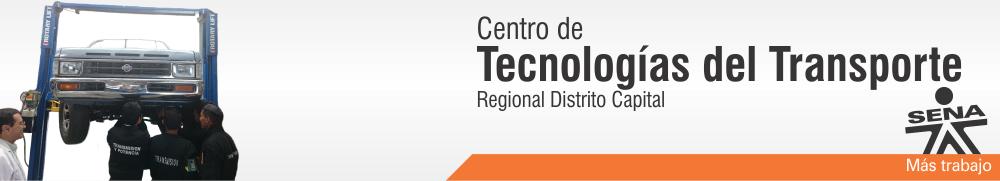 Centro de Tecnologias del Transporte - SENA Regional Distrito Capital: Bienestar Aprendices