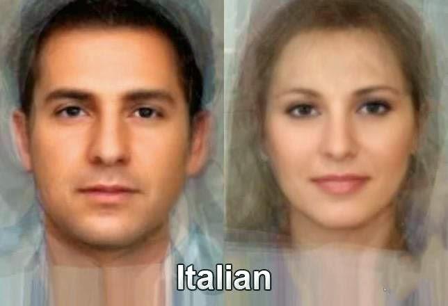 Typische Gesichtsmerkmale Von Verschiedenen Ländern Gerrys Blog