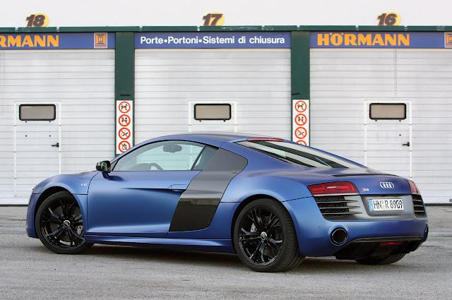 фото Audi R8 V10 Plus 2014