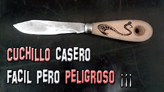 Cuchillo Casero Fácil