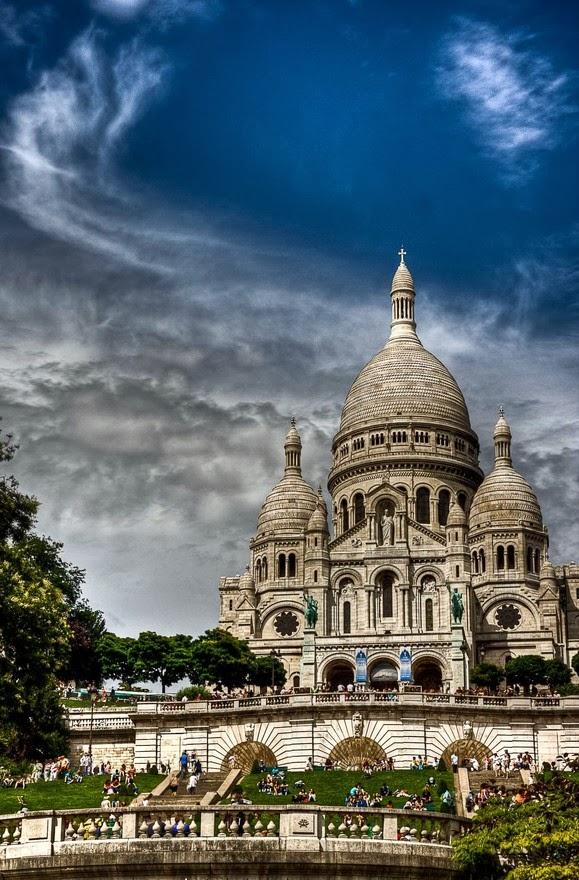 Sacre Coeur, Montmartre: