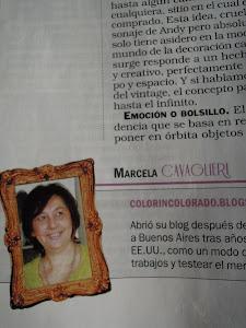 PRENSA: Revista Noticias Julio 2012