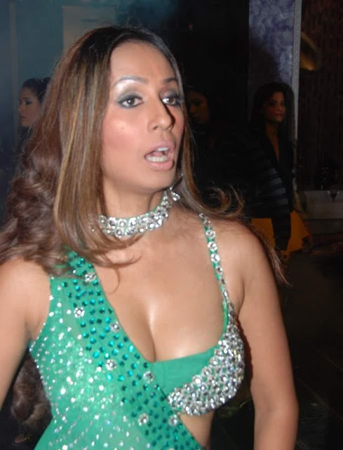 Kashmira Shah Sexy Stills In Hot Dress