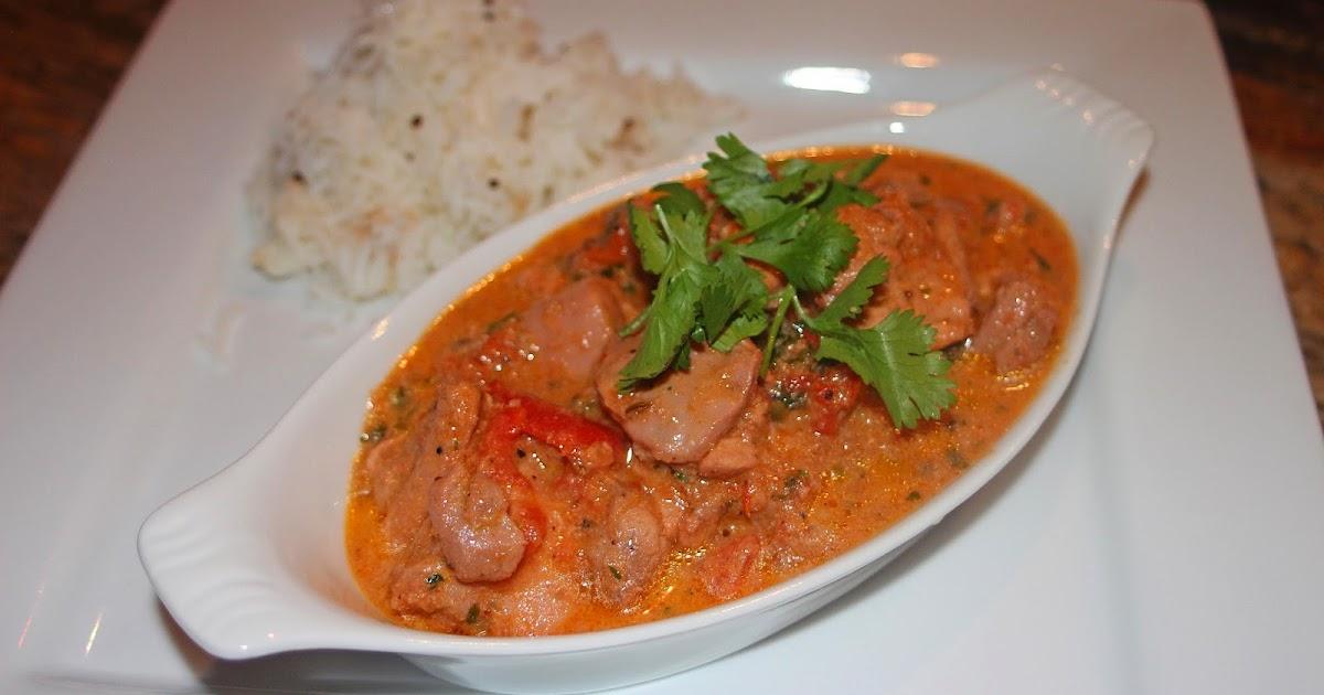 ... Chicken Tikka Masala with Cumin, Mustard Seed & Green Pea Basmati Rice