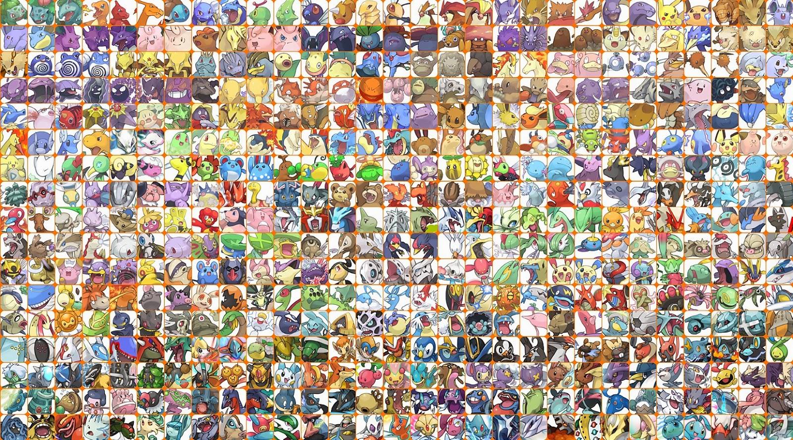 all pokemon,all...