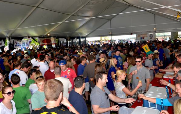 Triangle Around Town World Beer Festival Spotlights N C