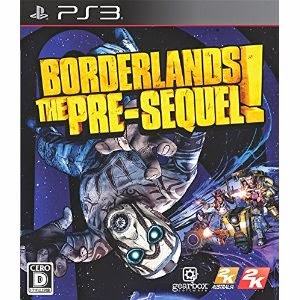 [PS3] Borderlands: The Pre-Sequel [ボーダーランズ プリシークエル] (JPN) ISO Download