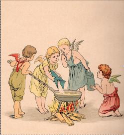 """""""Amassa depressa três medidas de flor de farinha, e faze bolos."""" Gênesis 18,6"""