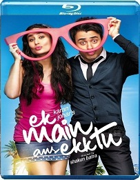 Ek Main Aur Ekk Tu (2012) Eng Sub – Hindi Movie BluRay