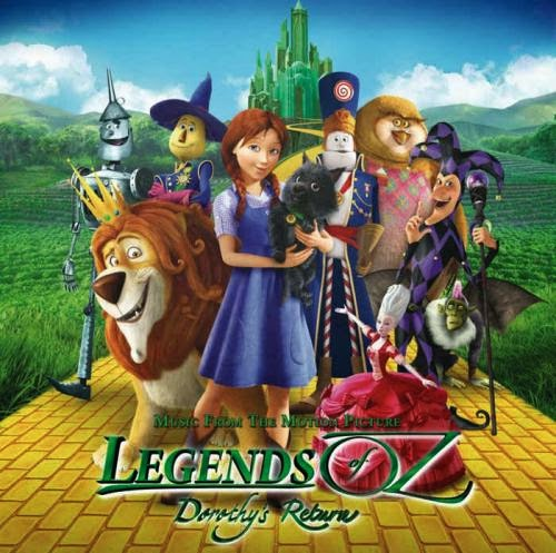 Baixar CD – Legends of Oz: Dorothy's Return – 2014