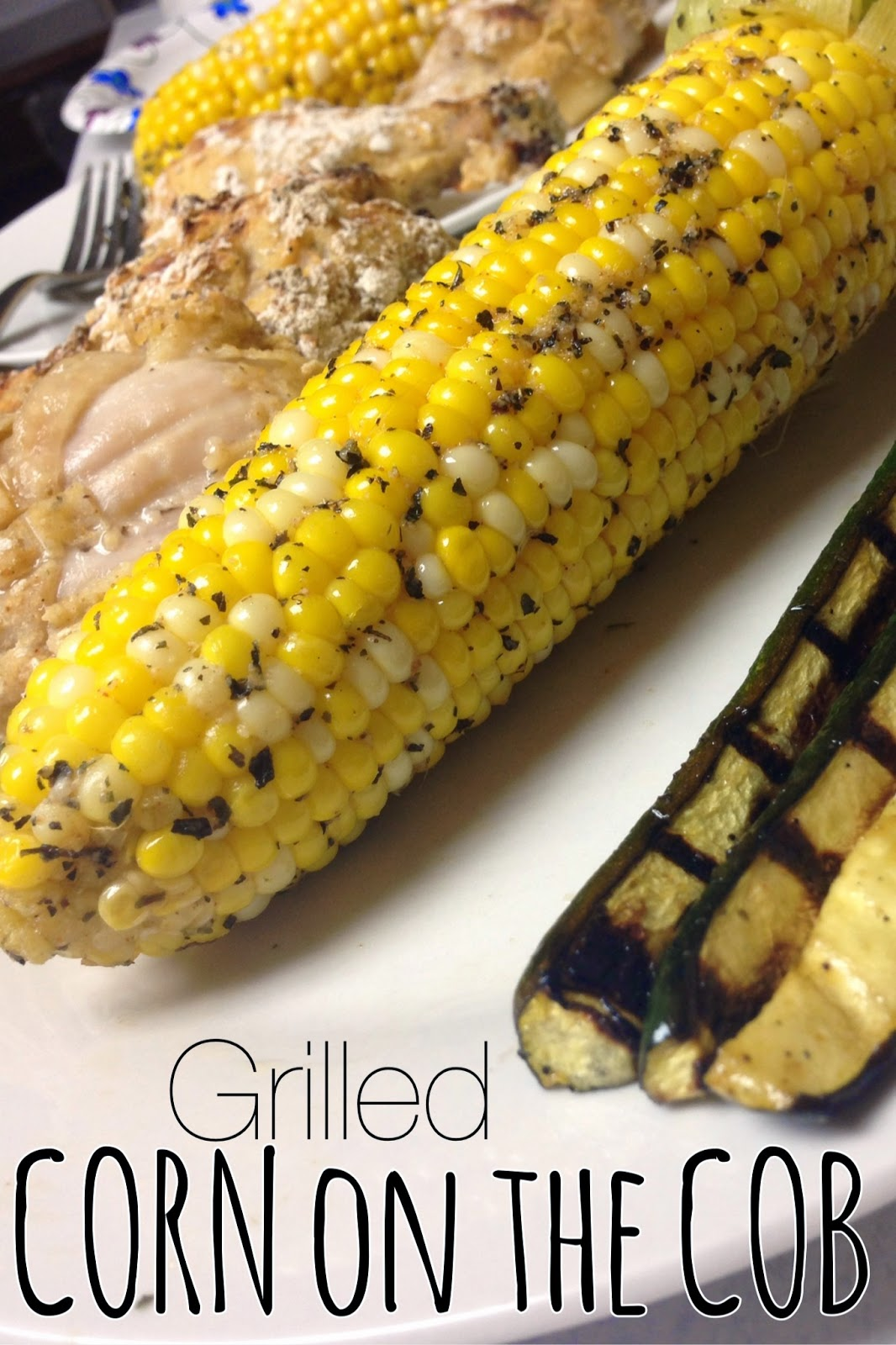 Lou Lou Girls : Grilled Corn on the Cob