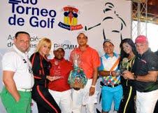 Héctor Fernández y Víctor Espinal campeones gross  II Abierto de Golf de la Asociación de Egresados de la Pontificia Universidad Católica Madre y Maes