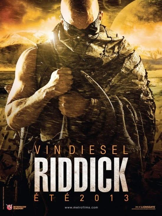 Thống Lĩnh Bóng Tối - Riddick