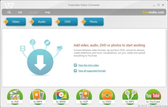 Freemake Video Converter 3.2.1.3