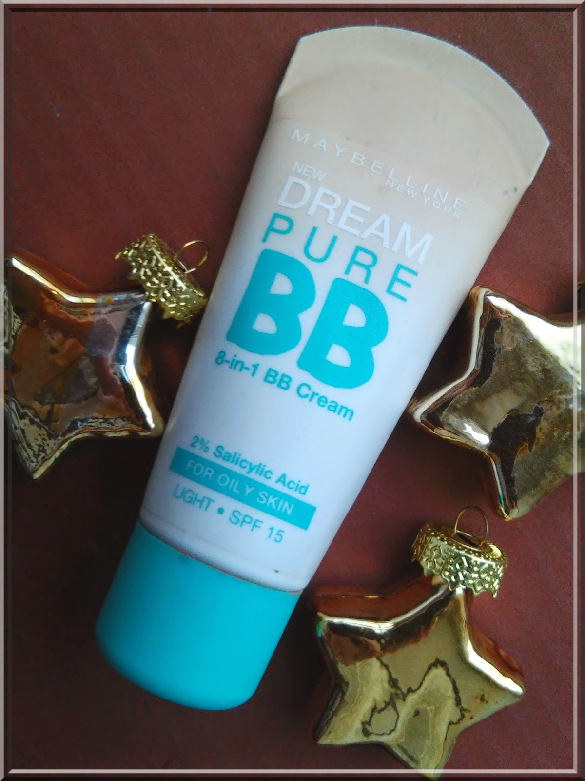 Maybelline, New Dream Pure BB, Krem BB 8w1