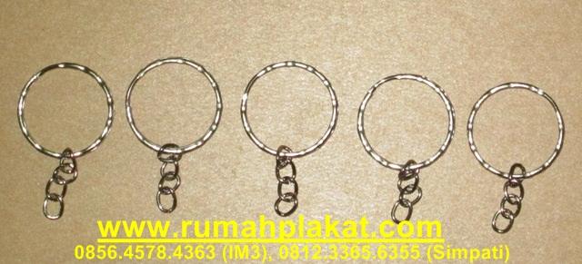 ring gantungan kunci, kunci bahan gantungan, jual bahan gantungan kunci,0812.3365.6355, www.rumahplakat.com