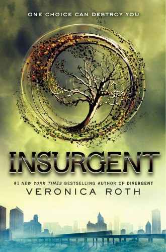 Har lest: Insurgent