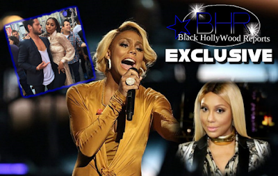 Tamar Braxton Announces She Will Be Leaving Dancing With The Stars Due To Health Issues