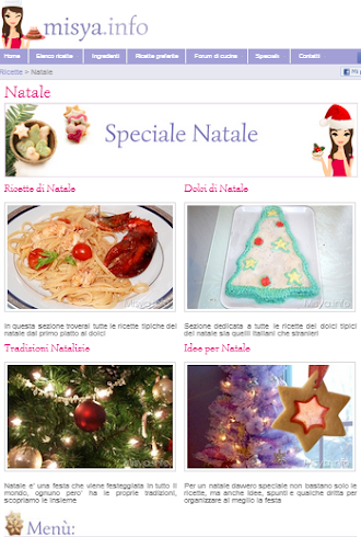 Christmas Recipes from Napoli !!