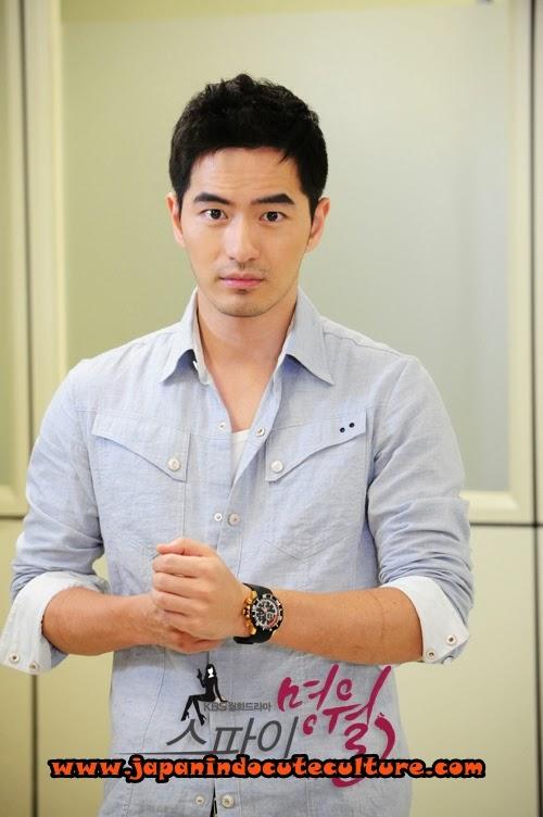 Lee Jin Wook Aktor Korea Paling Ganteng, Cakep, dan Imut