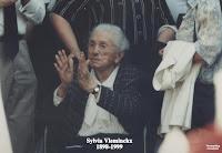 Sylvia Vleminckx 1898-1999