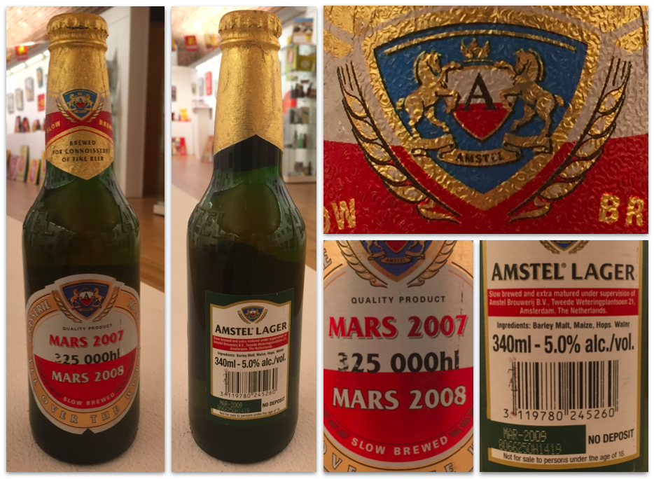 Amstel collector